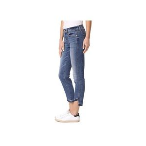 7forallMankind Roxanne Ankle w/ Angled Hem Jeans